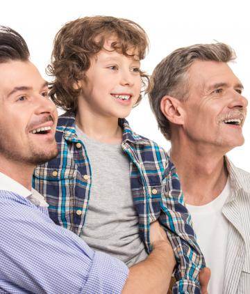 3 generations - male